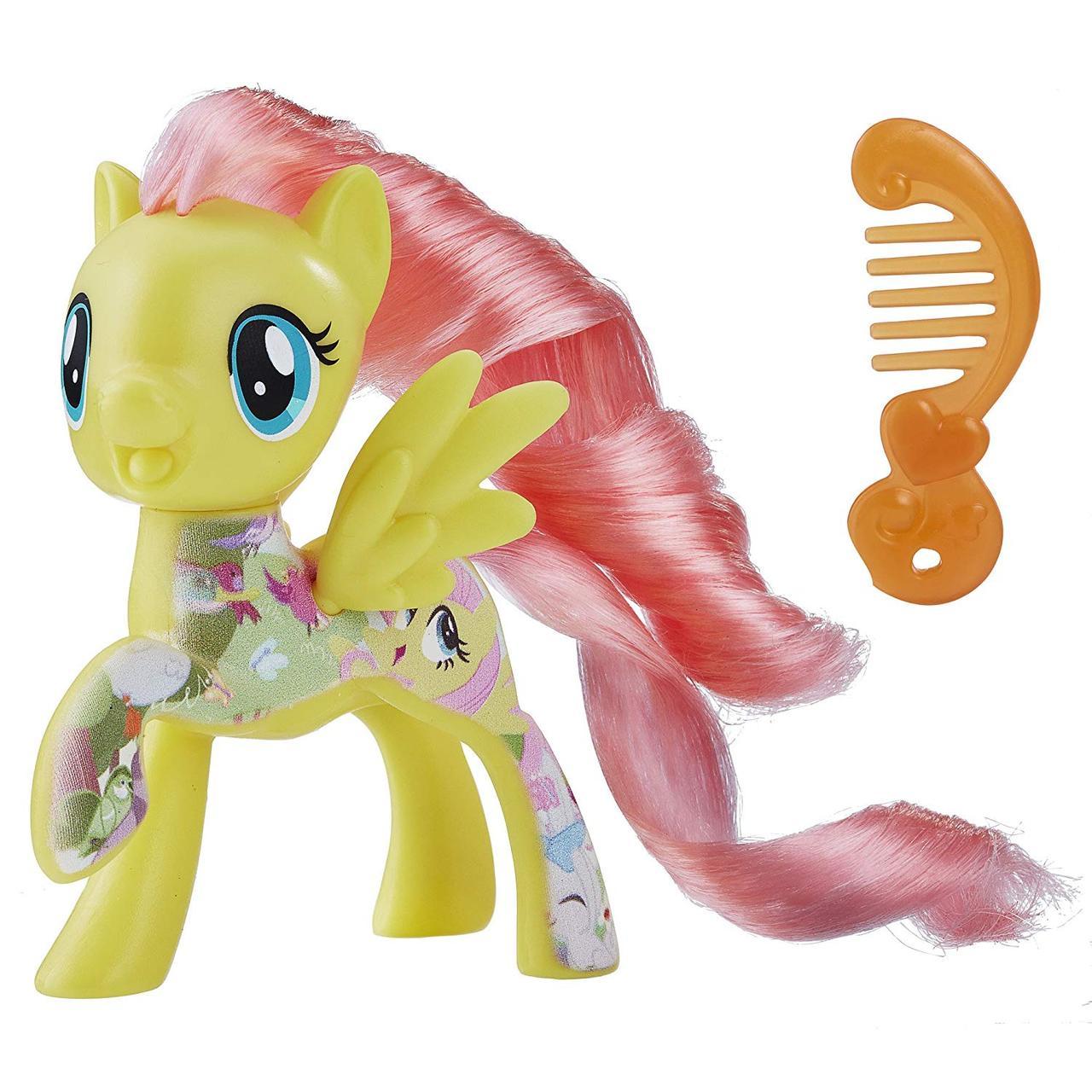 My Little Pony Поні Флатершай
