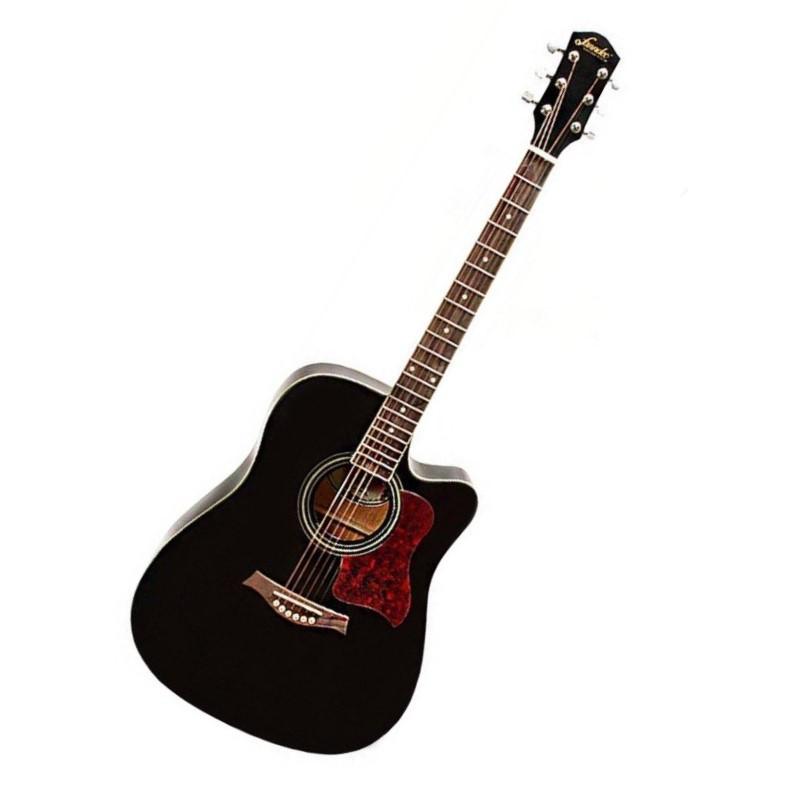 "Акустична гітара FANNDEC MD004C BK 41"""
