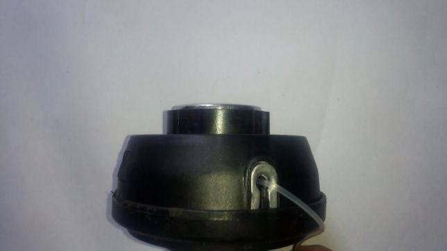 Катушка с автоматической намоткой металлический носик с подшипником, фото 2