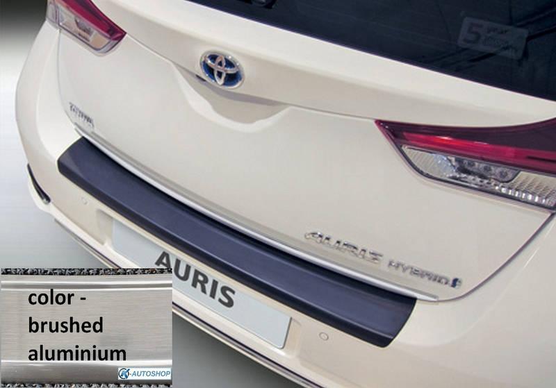 RBP4911 Toyota Auris 5dr 2015> rear bumper protector
