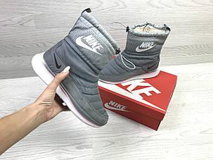 79586415 Зимние Сапоги Nike серые : продажа, цена в Киеве. кроссовки, кеды ...