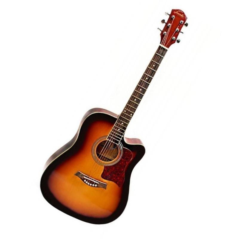 "Акустична гітара FANNDEC MD004C SB 41"""