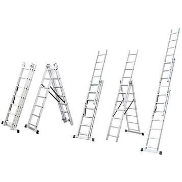 Сходи розкладні універсальна 10 сходинок Sigma (5032344)