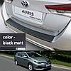 Toyota Auris Touring Sports 2015> пластиковая накладка заднего бампера