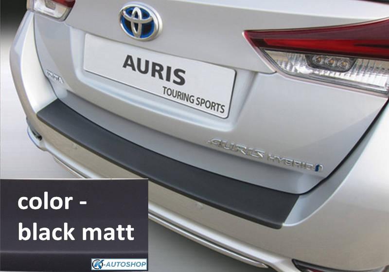 RBP919 Toyota Auris Touring Sports 2015> rear bumper protector