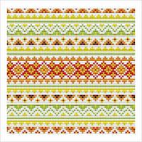 Набір для вишивання подушки - Орнамент