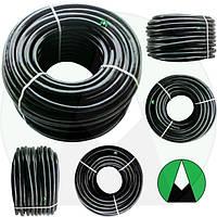 Шланг обприскувача чорний посилений 12.5 мм 20 бар Agroplast - 226389   WAZ 12.5 CZ AGROPLAST
