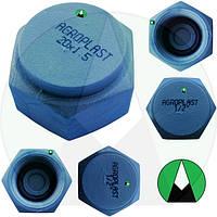 Заглушка шланга обприскувача M20x1.5 Agroplast - 224675   APZM20X1.5 AGROPLAST