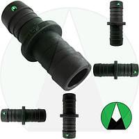 З'єднувач шланга обприскувача 12.5 мм Agroplast - 221698   AP24LW12.5 AGROPLAST