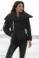 Зимняя куртка на запáх Gepur 28721