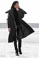 Теплое пальто-одеяло Gepur 28720