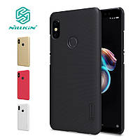 Чехол пластиковая накладка Nillkin для Xiaomi Redmi Note 5 (Сяоми (Ксиаоми, Хиаоми) Редми Ноут 5 Про, Редми Нот 5про)