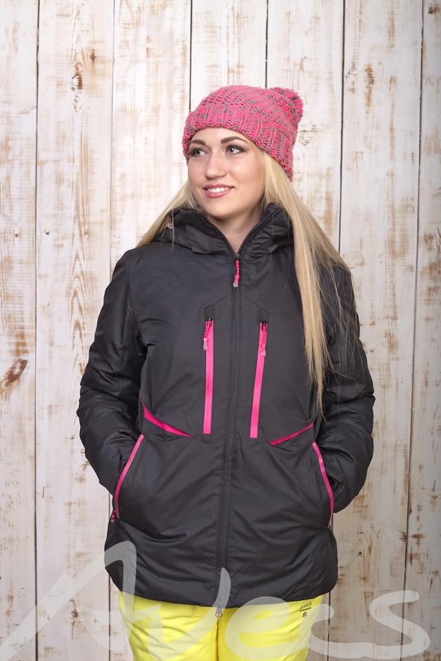 Горнолыжная куртка женская распродажа AV-5766485 черный