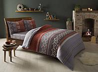 Набор новогоднего постельного белья SWEETY RED (фланель 821b85efc1983
