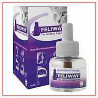Feliway (Феливей) 48 мл - Корректор поведения для кошек, Запасной флакон для диффузора