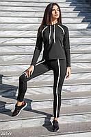 Мягкий тренировочный костюм Gepur 28499