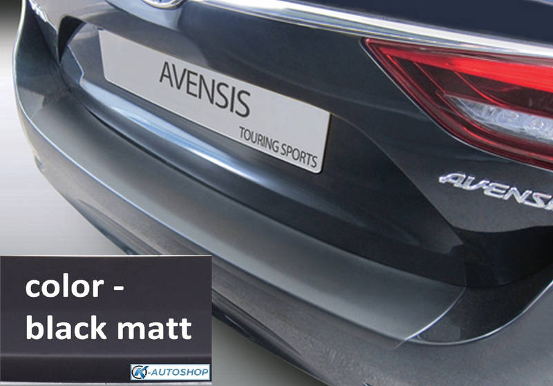 RBP947 Toyota Avensis Combi 2015> rear bumper protector