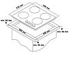 Варильна поверхня INTERLINE TS 6401 X/H2, фото 2