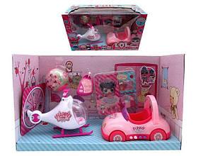 Игровой набор для куклы LOL