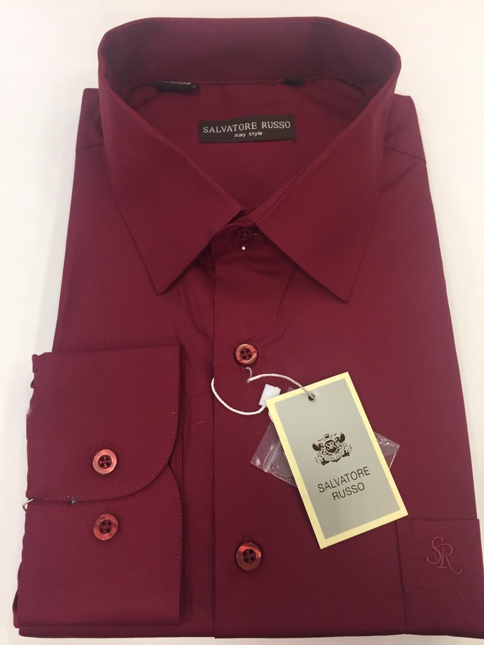 Рубашка мужская Salvatore Russo модель 7332