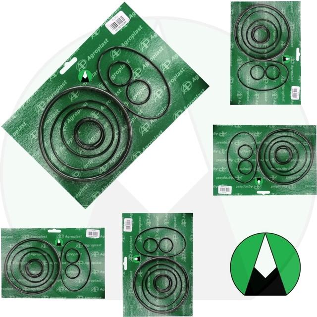 Ремкомплект большого всасывающего фильтра опрыскивателя Agroplast - 222954 | KUFD AGROPLAST