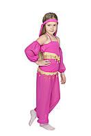 Дитячий новорічний костюм карнавальний східної красуні