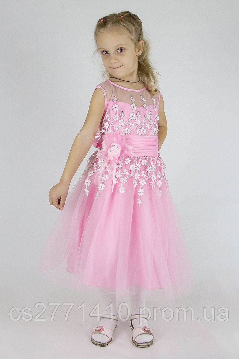 """Платье """"Розовая мечта"""""""