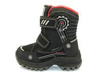 Детская зимняя обувь термо-ботинки B&G RAY175-16, р. с 23 по 28