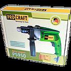 Дрель электрическая Procraft PS950, фото 3