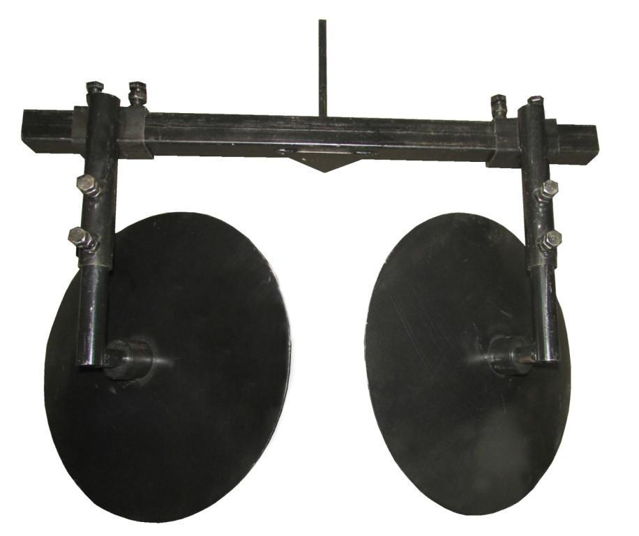 Окучник дисковый (диаметр 360, для мотоблока)