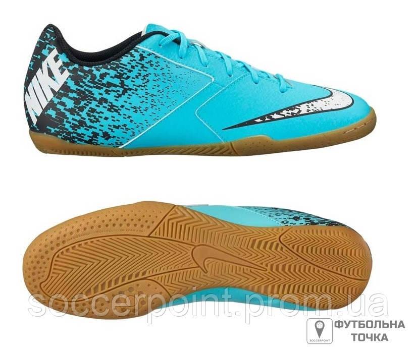 dd560888f0e3 Футзалки Детские Nike JR BombaX IC (826487-410) — в Категории