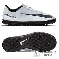09cdeec8 Сороконожки детские Nike JR MercurialX Vortex III CR7 TF (852497-401)