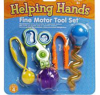 Набор для развития мелкой моторики Helping hands от  Learning resources.
