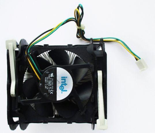 Кулер для процессора Intel, s478 алюминий + медь