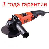 ✅ Болгарка (угловая шлифмашина) Дніпро-М МШК-1250