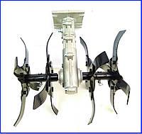 ✅ Насадка культиватор для бензокос (штанга 28 мм, квадрат, вал 9 шлицов)