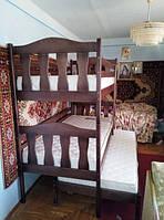 Ліжко двоярусне Тріо Сонька, фото 1