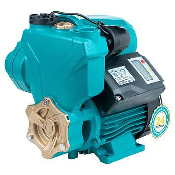 Станція 0.37 кВт Hmax 40м Qmax 39л/хв (вихровий насос) 1л + рег тиску LEO 3.0 (776150)