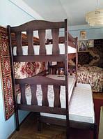 Новинка. Двоярусне ліжко Тріо Сонька