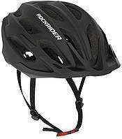 Шлем Btwin MTB ST500 (Черный, 53-57)