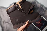 Зимние ботинки на меху Timberland Classic, фото 1