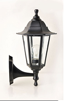 Светильник садовый НС О6 черный