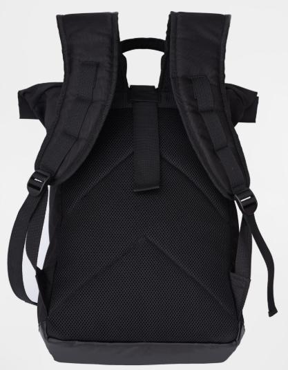 Рюкзак чорний Gard Rolltop Black