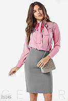 Женская блуза бант Gepur 26245