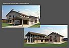 3-d визуализация фасада дома или коттеджа, фото 6