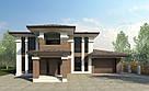 3-d визуализация фасада дома или коттеджа, фото 2