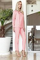 Брючный офисный костюм Gepur 26199