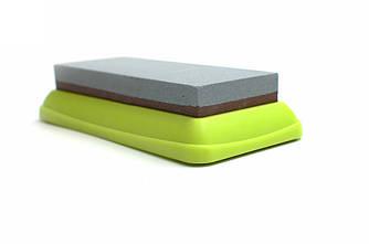 Камень точильный водный 300/600 Green Small (точильный брусок)