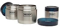 Набор контейнеров Stanley ADVENTURE 10-02108-002, 0.41 л, 0.65 л, 0.95 л, серый