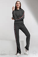 Трендовый тренировочный костюм Gepur 25800